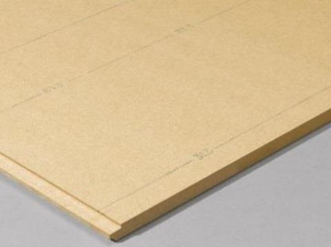 Holz - Neutral Unterdach Egger DHF 4-seitig Nut/Feder 2500x675 mm diffusionsoffen mit BAZ Dicke/Stärke 15 mm