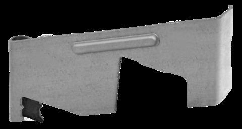Nelskamp Sturmklammer 430/003 mm für Lattung 30x50 Titanzinkalu