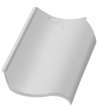 Nelskamp Hohlziegel Geradschnitt Lichtpfanne Kunststoff PET