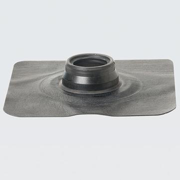 Grumbach Klebekragen wärmegedämmt DN100 mm 5104 mit Lippendichtung Bitumen Bitumen