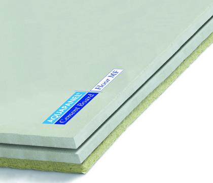 Knauf Aquapanel Bauplatte 600x 900x33,0 mm Aquapanel f. Zementestrichelement