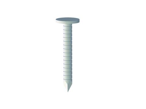 PREFA Dachpappstift 2,8x 25 mm Verzinkt