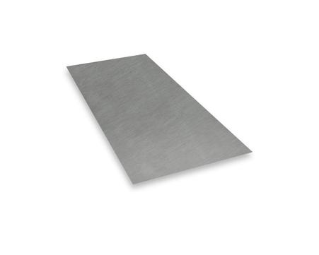 PREFA Tafel 0,70 mm 1000x2000 mm glatt ohne Schutzfolie 3,85 kg/Tafel Patinagrau