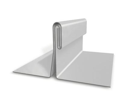 PREFA Band 0,70/ 650 mm glatt Prefalz ca. 49 m 60 kg/Rolle Blank