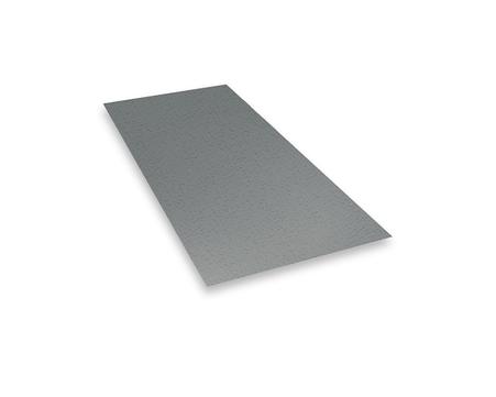 PREFA Tafel 0,70mm 1000x2000mm stucco 3,85kg je Tafel 1000kg je Palette P. 10 Hellgrau