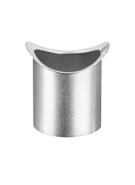 Grömo 10-teilig Rinnenstutzen rund 60 mm zum Löten 200/ 60 mm Titanzink