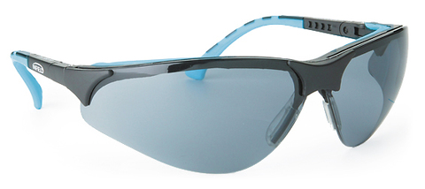 Intra Brille Terminator Outdoor Plus Gestell schwarz/mint Grau