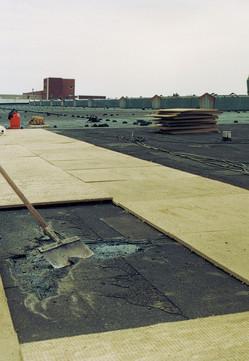 Rockwool Mineralwoll Sanierungsplatte RP-TF 40 mm 1200x1000 mm WLS 040