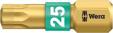 WER BIT TX25 25mm 867/1BDC TORX DIN 3126-C 6,3