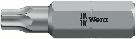 Wera BIT TX30 25 mm 867/1 Zahn Torx DIN 3126-C 6,3