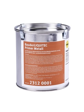 Bauder Liquitec Primer Metall 1,0 kg in Metalldose