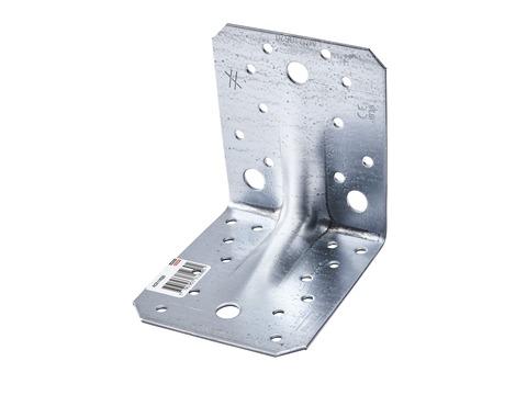 Simpson Winkelverbinder ACR 105x105x90x2mm ETA-06/0106 mit Rippe Verzinkt
