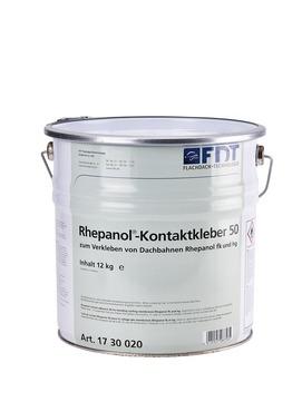 FDT Rhepanol Kleber-50 12,0 kg für FK+H+HG-Bahnen Verbrauch 500 g / m2