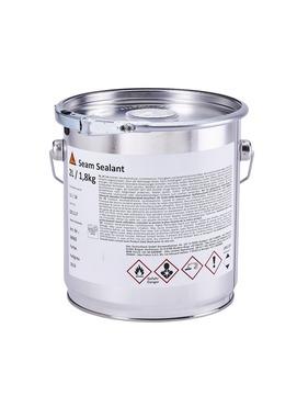 Sika PVC Lösung 2 l Sikaplan Hellgrau