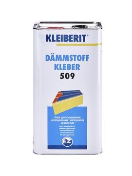 Klebchemie Kleiberit 509. 0 5,0kg PUR 1-komponentig Dämmstoffkleber 420kg/Palette Braun