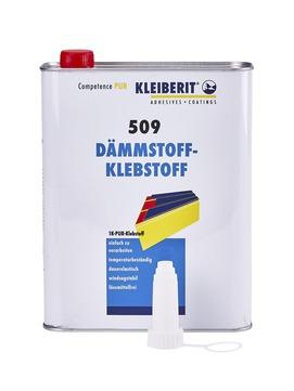 Klebchemie Kleiberit 509. 0 2,0kg PUR 1-komponentig Dämmstoffkleber 300kg/Palette Braun