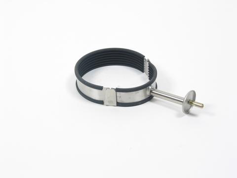 Blücher Rohrschelle 160 mm DN160 EuroPipe Edelstahl V2A