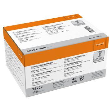 Fermacell Fermacell Schrauben 3,9x22mm 1000 Stück im Paket, für Estrichelement