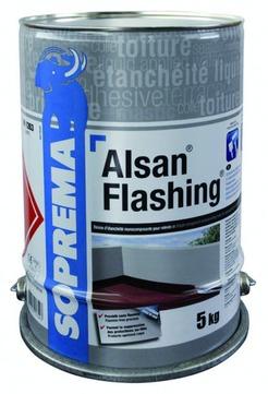 SOPREMA ALSAN Flashing 1-K PU-Harz