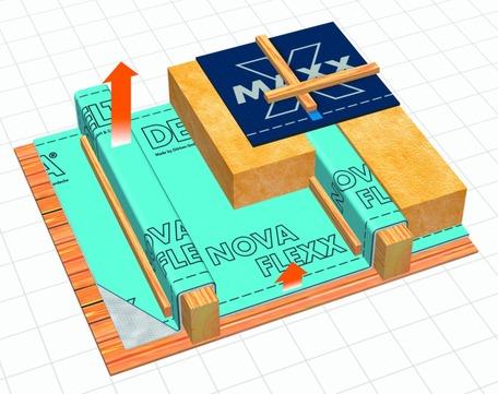 DÖR DELTA-Novaflexx 50x1,50m