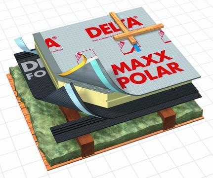 DÖR DELTA-Maxx Polar AL 80mm 023