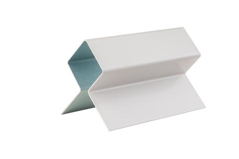 Eternit Cedral Außeneckprofil C05 4031287 Alu 35x25x29x3000 mm Grau