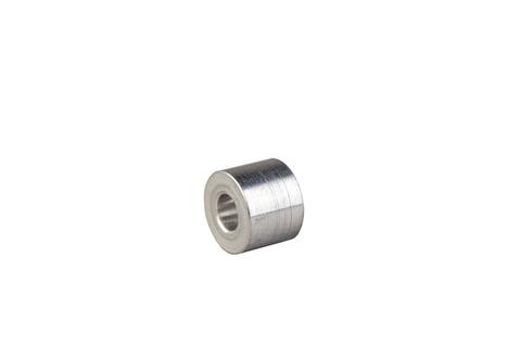 Eternit Festpunkthülse 08 9,4 mm für Fassadenniet 4,0x18,0 mm 200 Stück Alublank
