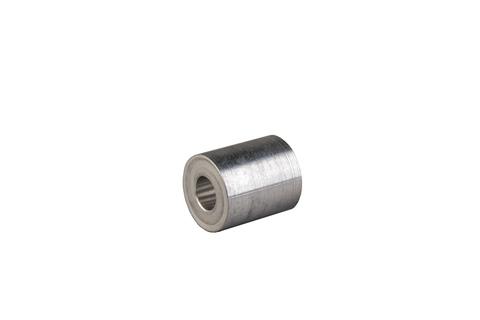 Eternit Festpunkthülse 12 9,4 mm für Fassadenniet 4,0x25,0 mm 200 Stück Alublank