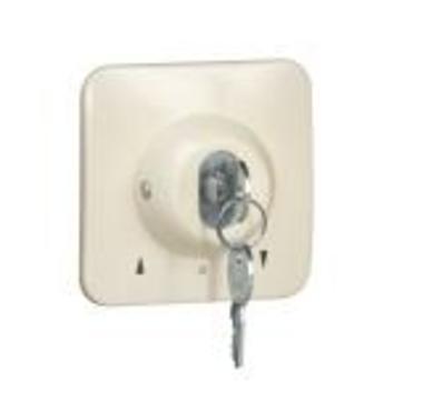 ESSERTEC fumilux 24-J10 Schlüsseltaster MT3-TUP S Auf/0/Zu Unterputz