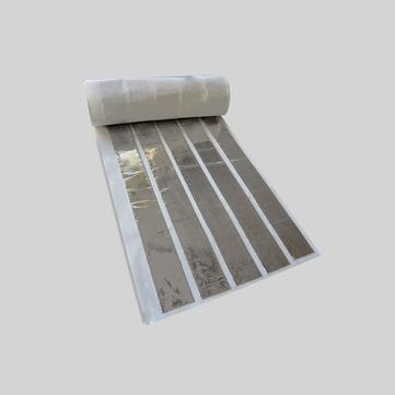 Linzmeier Fugenband Steildach 1060x40 mm 5 Stück