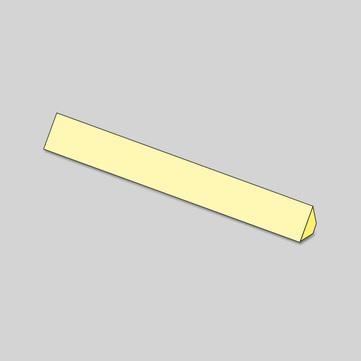 Linzmeier Linitherm Keil 50x 50 mm Länge 1200 mm PUR Trapezkeil WLS 029
