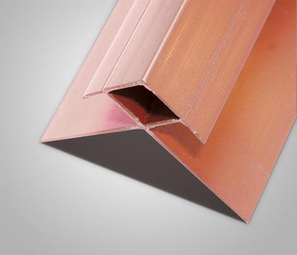 IVT Außenkante 2,50 m mit Schnittkantenüberdeckung 25 m Schwarz