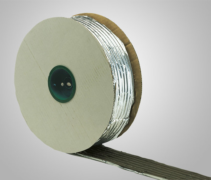 IVT Dichtschnur 8 mm 88,0 m abgelängt 1,10 m Grau