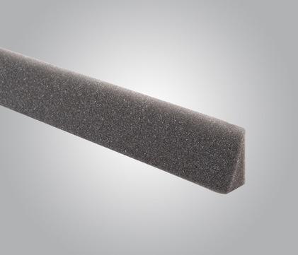 IVT Kehldichtstreifen 70mm 1m Anthrazitgrau