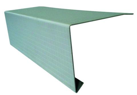 Polyfin Verbundblech 2000x1000 mm für OC-Plan und Polyfin Schwarz