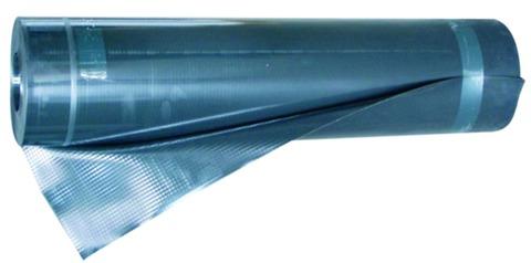 Polyfin OC-PLAN 3020 2 mm 2,10x15 m mit mittigem Glasvlies Schwarz