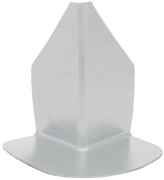 Schedetal ExtruPol Außenecke groß 270 Grad 170 mm Höhe Lichtgrau