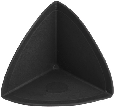Schedetal ExtruBit Innenecke groß 90 Grad 170 mm Höhe Schwarz