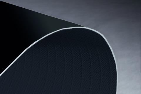 Schedetal ExtruBit M 2,0 mm 1,05x20 m Glasvlies mittig Kunststoffdichtungsbahn Schwarz