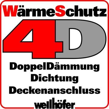 Wellhöfer Wärmeschutz WS4D bauteilgeprüft