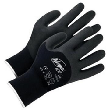 Intra Handschuh Ninja Ice Gr. 10 gefüttert Schwarz