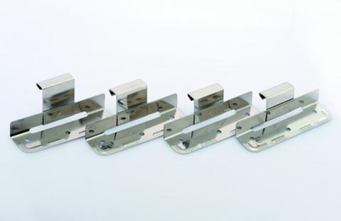Rees Langschiebehaft 28/70mm HA-5360-728 400St/Kar für Winkelfalz Edelstahl V2A