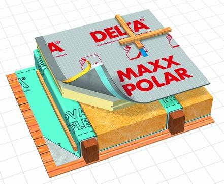 DÖR DELTA-Maxx Polar SP 50mm 029