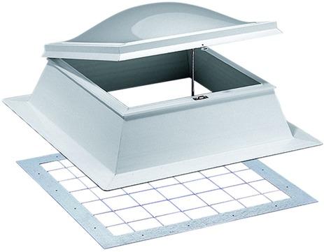 ESSMANN Durchsturzsicherung Verschraubung unter Aufsetzkranz 90x120 1-teilig für bauseitige Montage unter Aufsetzkranz