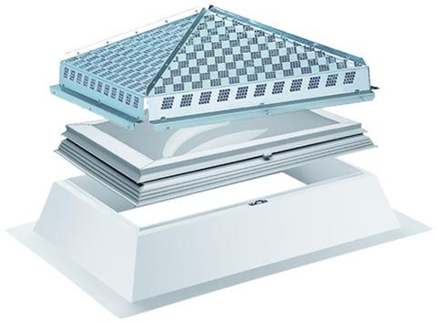 ESSMANN Schutzsystem HDS 180x180 Hagel-/Durchsturz-/Sonnenschutz