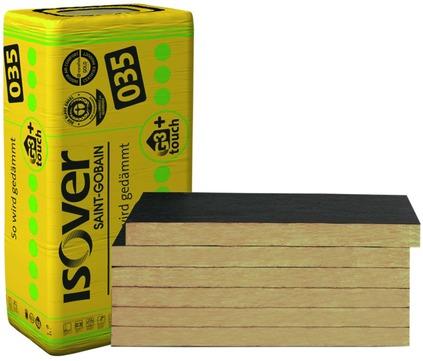 SAINT-GOBAIN ISOVER Kontur FSP1 140 mm Easy Fix Fassadendämmplatte 1250x600 mm WLS 035