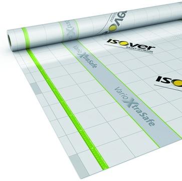 SAINT-GOBAIN ISOVER Vario Xtra Safe 1,5x40 m Klimamembran mit Vlieskaschierung