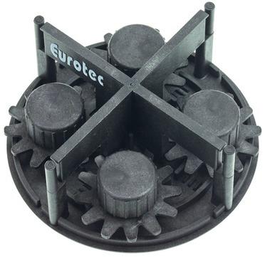 E.U.R.O. Tec Lager-Quattro 3,5-5,0cm mit Fugenkreuz