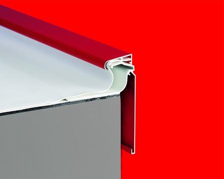 alwitra Dachrand T150-plus komplett Folienanschluss mit Zubehör