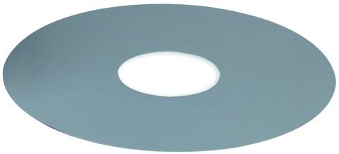 alwitra Evalon Anschlusskragen Durchmesser 670mm für Sanierungslüfter Hellgrau